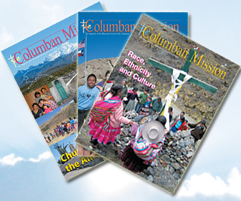 Columban Mission Magazine Request - OLD